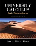 img - for University Calculus, Early Transcendentals (3rd Edition) book / textbook / text book