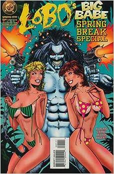 Amazon.com: Lobo's big babe spring break special: Alan Grant: Books