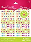 American Girl Crafts Nail Sticker Cra…