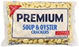 Premium Soup & Oyster Crackers, 9 Ounce Bag (Pack of 12)