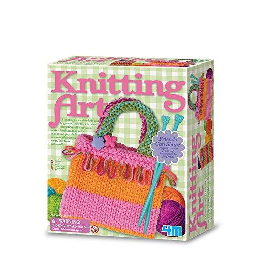 4M Knitting Art Lavoro a maglia