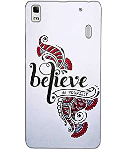 Hugo Lenovo K3 Note Back Cover Hard Case Printed
