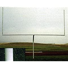 Buy Stackhouse HS Semi-Permanent Alum Goal by Stackhouse