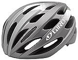 GIRO(ジロ) 自転車 ヘルメット TRINITY トリニティ アジアンフィット Matte Titanium/White マットチタニューム×ホワイト 7060068