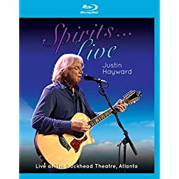 Spirits: Live - Live at the Buckhead Theater Atl [Blu-ray]