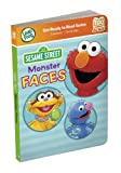 LeapFrog Tag Junior Sesame Street Monster Faces Book
