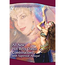 All New Hot Belly Dance Combinations