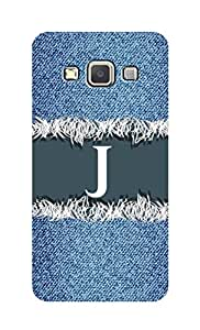 SWAG my CASE Printed Back Cover for Samsung Galaxy A3