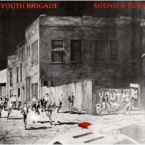 YOUTH BRIGADE - SOUND & FURY