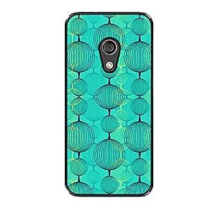 Vibhar printed case back cover for Motorola Moto G (2nd Gen) Pattern21cages