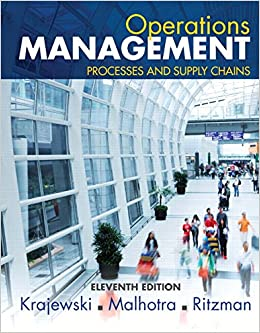 Operations Management: Processes And Supply Chains Plus MyOMLab With Pearson EText -- Access Card Package (11th Edition)