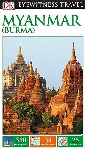 Dk Eyewitness Travel Guide: Myanmar (Burma) front-511393