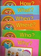 SET of 6 Discovery Toys Question Books!…
