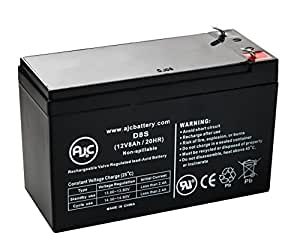 ZapWorld Zappy 3 12V 8Ah Scooter Battery - This is an AJC Brand® Replacement