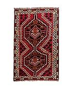 CarpeTrade Alfombra Persian Shiraz (Rojo/Multicolor)