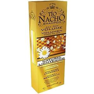 Tio Nacho All Day Volume Natural Lightening Shampoo 14 oz