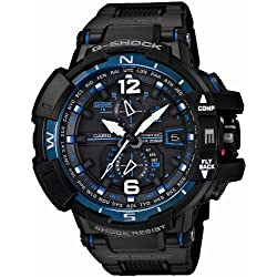 Casio G-SHOCK SKY COCKPIT TOUGH SOLAR MVT MULTIBAND6 GW-A1100FC-1AJF Watch (Japan Import)