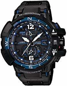 [カシオ]CASIO 腕時計 G-SHOCK GRAVITYMASTER 世界6局対応電波ソーラー GW-A1100FC-1AJF メンズ