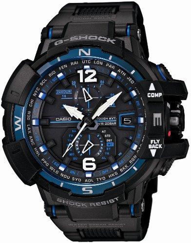Casio G-SHOCK SKY COCKPIT TOUGH SOLAR MVT MULTIBAND6 GW-A1100FC-1AJF Watch (Japan Import)
