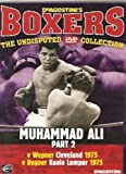 BOXING - Muhammad Ali Part 2 - Wepner 1975, Bugner 1975 - THIS DVD IS NEW AND FACTORY SEALED