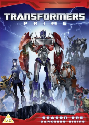 Transformers Prime: Season 1 - Darkness Rising [DVD]