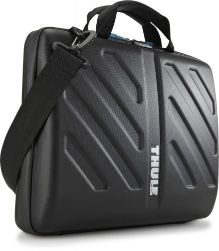Thule Gauntlet TMPA-115 15-Inch PC/MacBook Pro Attache' (Black) (Thule Laptop 15 compare prices)