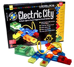 Logiblocs - Electric City
