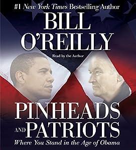 Pinheads and Patriots Audiobook