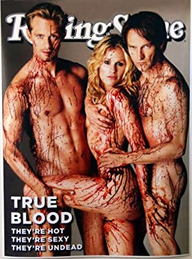 TRUE BLOOD ROLLING STONE Magazine Cover Poster 24