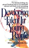img - for By Dr. Benjamin Bloom Developing Talent in Young People book / textbook / text book