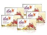 Iba Halal Care Luxury Facial Soap, Saffron Sandal, 25g (Pack of 5)