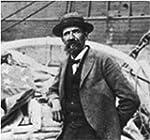 Joshua Slocum's works: Sailing Alone...