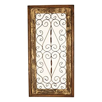 Spanish Small Architectural Window-White