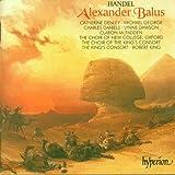 Handel - Alexander Balus / Denley, George, C. Daniels, Dawson, McFadden, The King's Consort