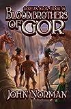 John Norman Blood Brothers of Gor (Gorean Saga)