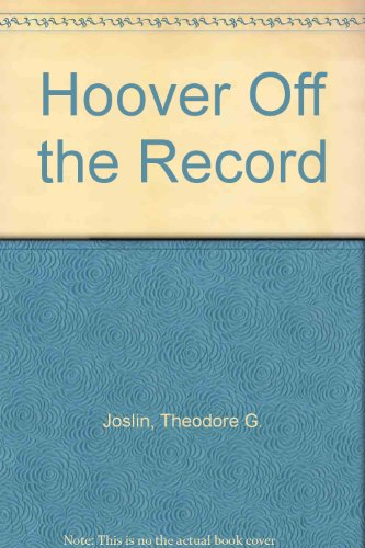Hoover Off The Record front-61875