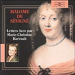 Lettres | Madame de Sévigné