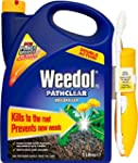 Weedol 5 Litre Pathclear Battery-Oper...