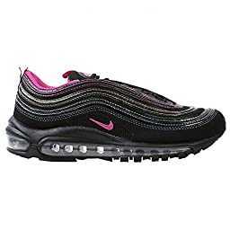 Nike Kids NIKE AIR MAX \'97 CL (GS) KIDS 4 (BLCK/NW MGNT/MTLLC SLVR/ORN BL)
