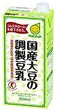 [トクホ]マルサン 国産大豆の調製豆乳 1L×6本 ランキングお取り寄せ
