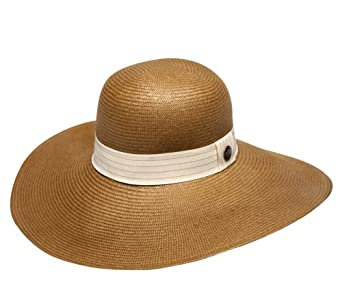 Goorin Bros. Women's Macey Floppy Hat, Natural, Small