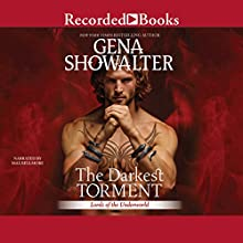 The Darkest Torment Audiobook by Gena Showalter Narrated by Max Bellmore