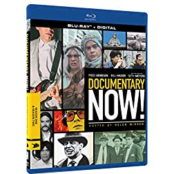 Documentary Now! Seasons 1 & 2 [Blu-ray]