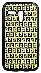 Zeztee ZT7386 Multicolor print Mobile Back Cover For Motorola Moto G