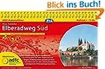 ADFC-Radreiseführer Elberadweg Süd 1:...