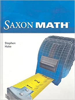 Saxon Math Intermediate 5: SAXON PUBLISHERS: 9781600325465 ...