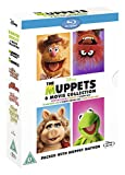 Image de The Muppets Bumper 6 Movie Box Set [Muppets Most Wanted, The Muppets (2011), The Muppets Movie (1979