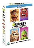 The Muppets Bumper 6 Movie Box Set [Muppets Most Wanted, The Muppets (2011), The Muppets Movie (1979), The Great Muppet Caper, The Muppet Christmas Carol, Muppet Treasure Island] [Blu-ray]