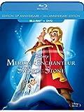 The Sword in the Stone: 50th Anniversary Edition [Blu-ray + DVD] (Bilingual)