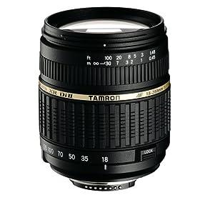 TAMRON 高倍率ズームレンズ AF18-200mm F3.5-6.3 XR DiII APS-C専用 A14